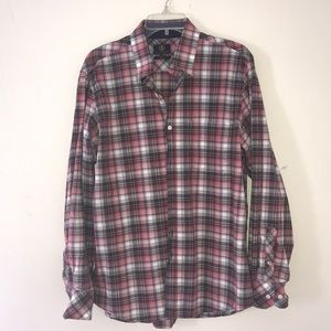 Saltaire button down
